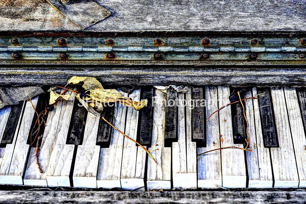 PI0003 - Weathered Keyboard