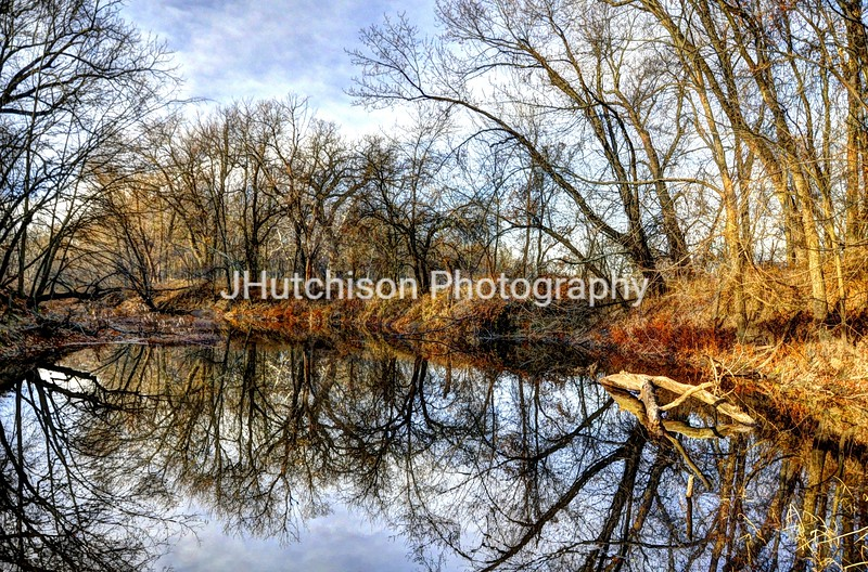 FR0011 - Tauy Creek Reflections