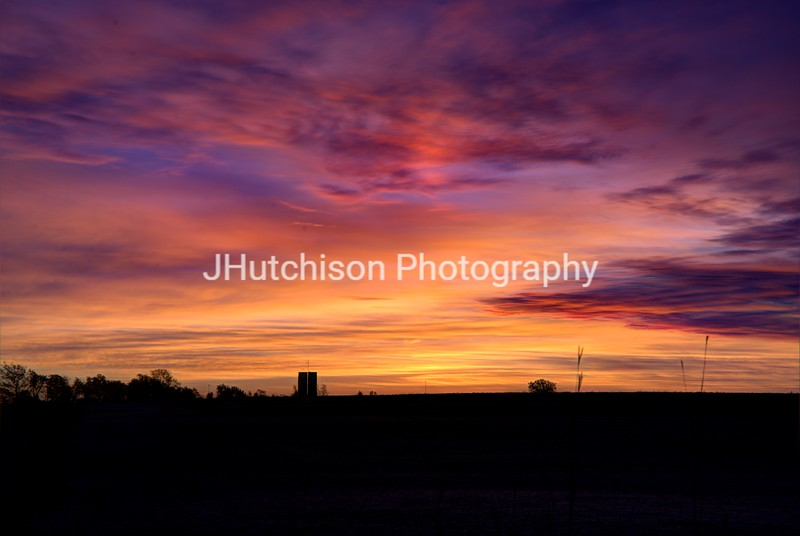 FR0024 - Autumn Kansas Sunrise