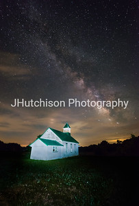 Acorn Schoolhouse Milky Way