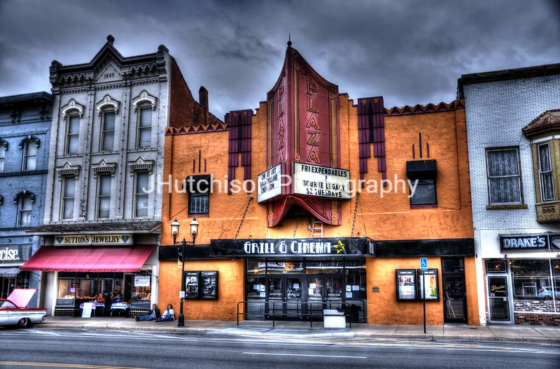World Famous Plaza Grill and Cinema