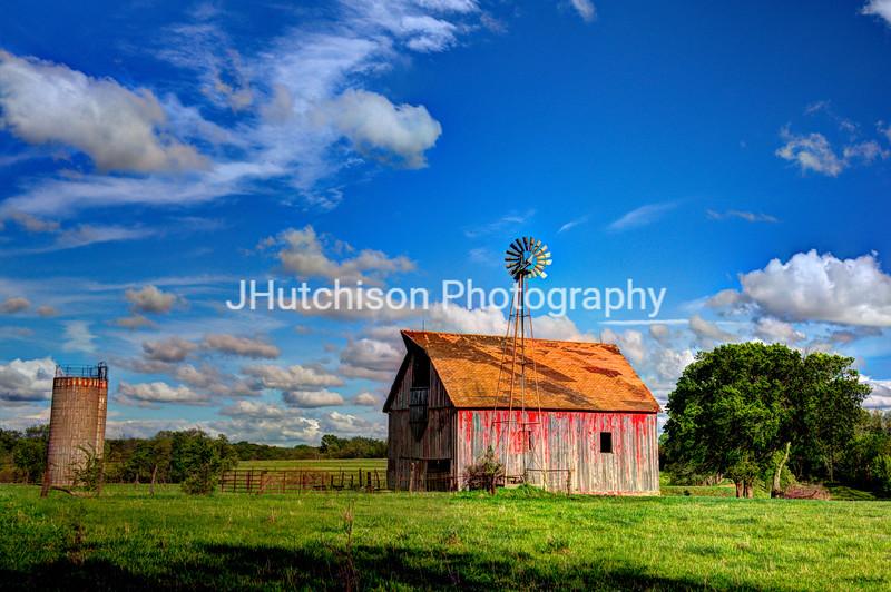 FR0028 - Summer Evening On the Farm