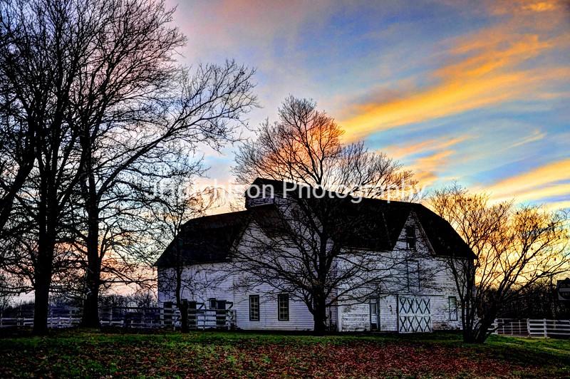 1143 - Barn on West Side of Ottawa