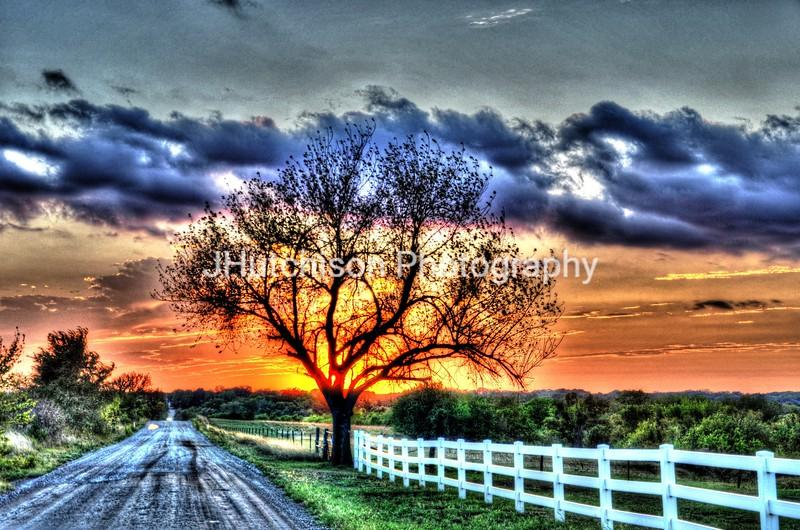 FR0007 - Riley Road Sunset