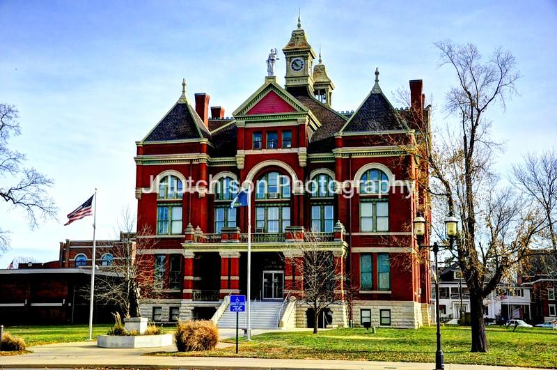 OTT0004 - Franklin County Courthouse Daytime