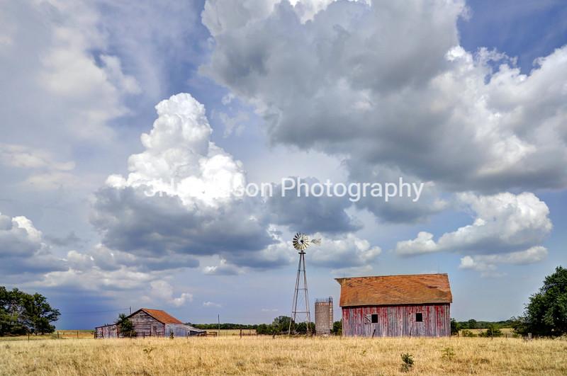 Farm on Kentucky Road