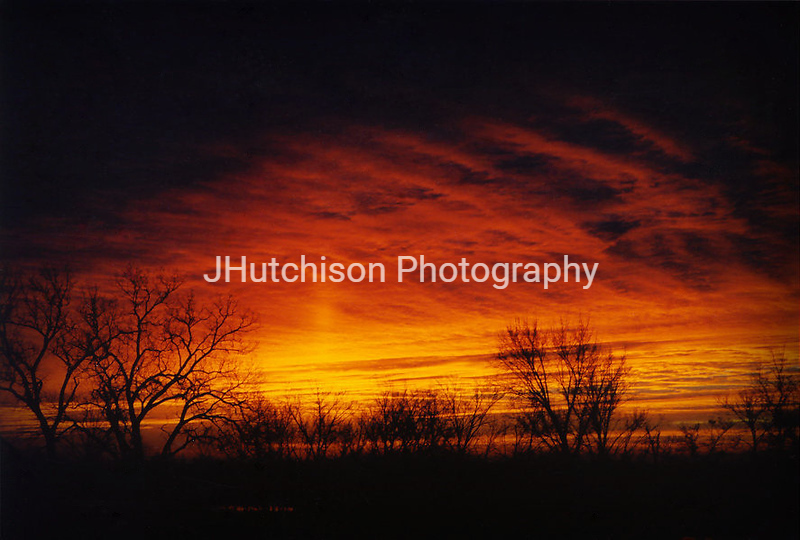 FR0001 - December Sunrise
