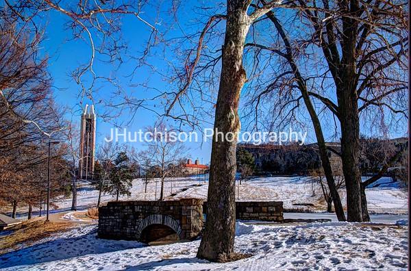 1241 - Potter Lake Bridge & Campenile