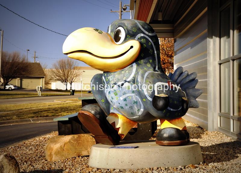 KU0024 - Shamrock Hawk