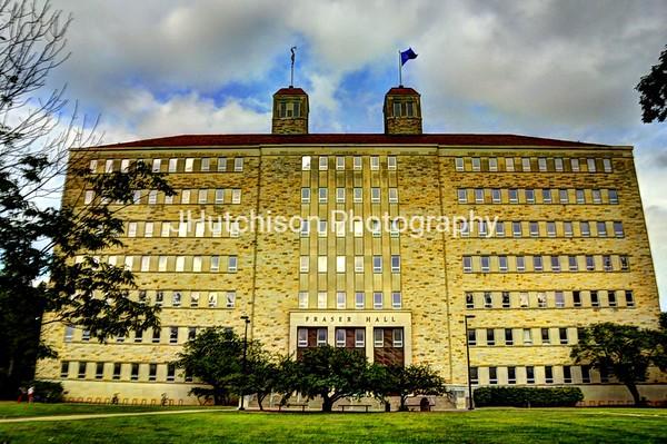 KU0014 - Fraser Hall