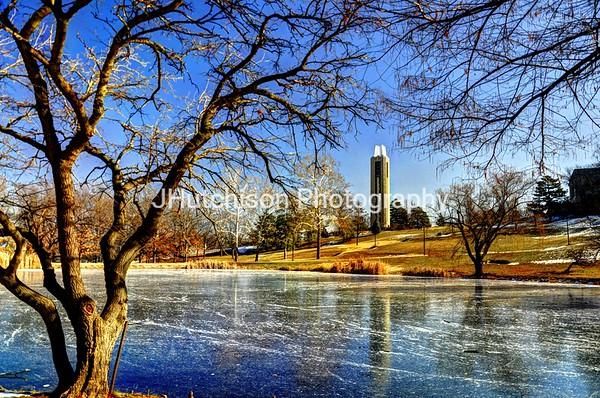 KU0009 - Frozen Potter Lake