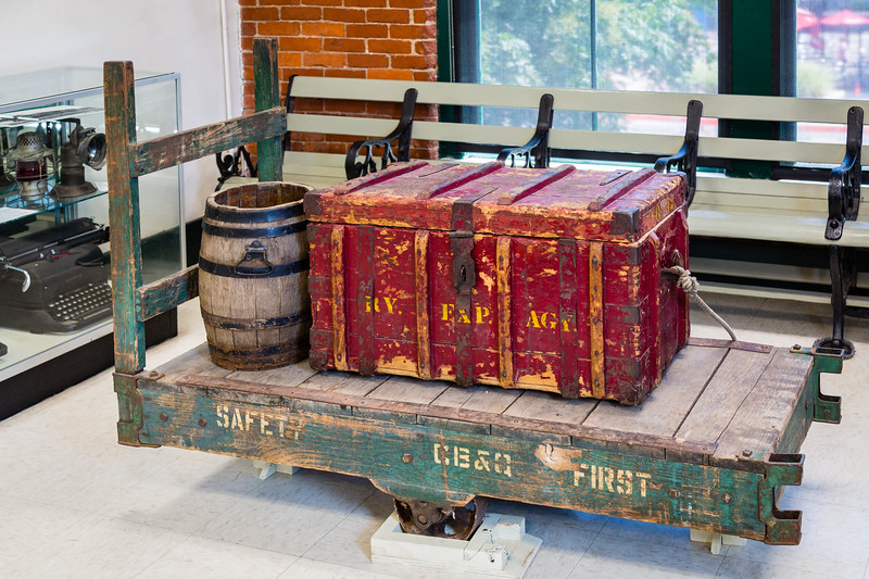 Baggage and Freight