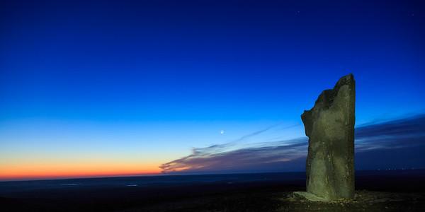 Teter Moonrise