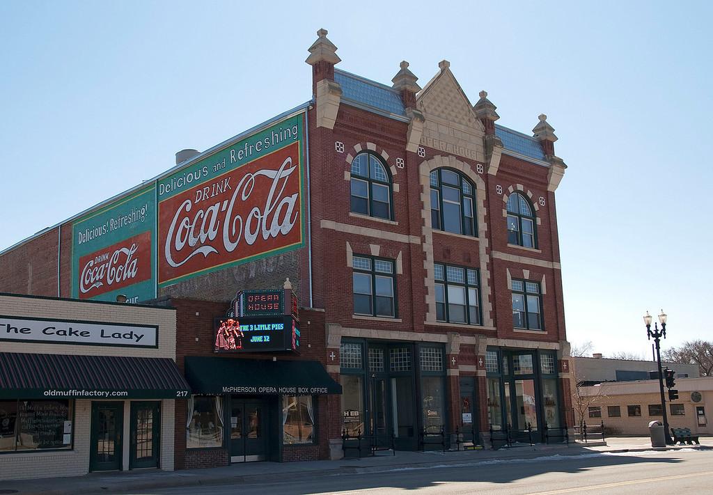 McPherson Main Street
