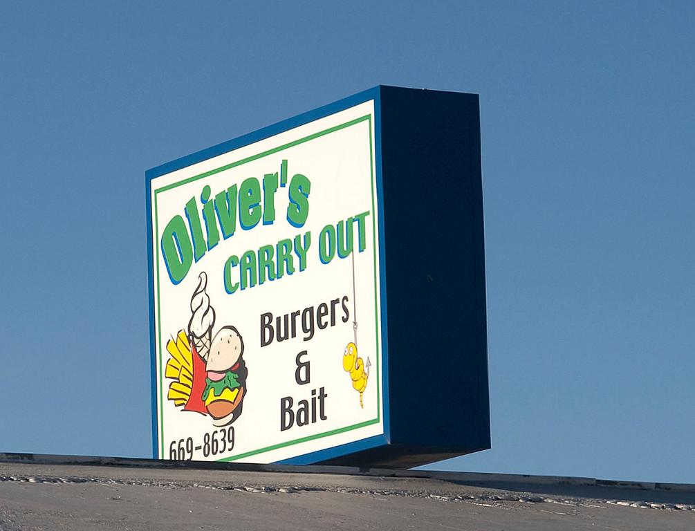 Burgers and Bait, yum!!