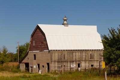 Barn in Kansas