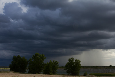 Thunderstorm in Kansas