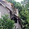 Damage to Neighbors house