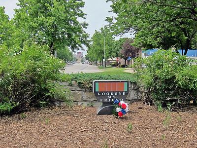 Vietnam Veterans Memorial Fountain