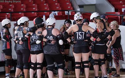 KCRW Plan B vs. Como Derby Dames