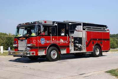 Kansas Fire Trucks