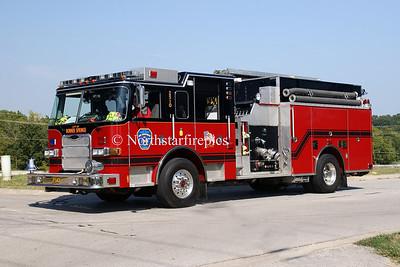 Kansas Fire Trucks