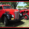 International Harvestor-McCormick Deering<br /> <br /> This 1946 International truck poses next to a McCormick Deering W-30 tractor from the 1930's