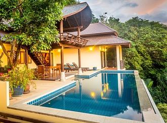 Villa Serene - Kantiang Bay, Koh Lanta