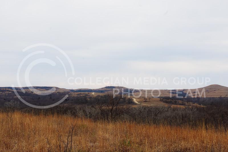 Kanza Prairie, Manhattan KS. Dylan Connell | Collegian Media Group