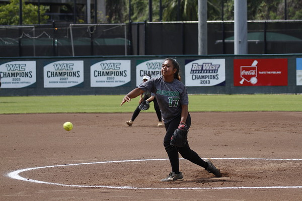 Kapaa vs Kamehameha Hawaii HHSAA Girls Softball 3rd Place Game