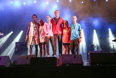 TLV NIGHT RUN 2014