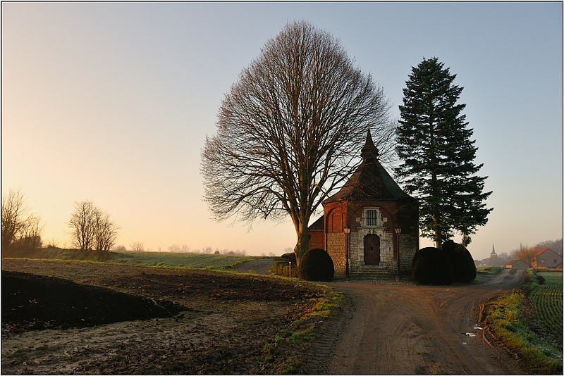 Waals Brabant - Chapelle Notre-Dame de Bon Secours de Zétrud-Lumay