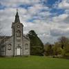 Liège - De kapel staat op het domein van Château Vervoz