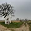 Limburg - De witte kapel in Schoppem