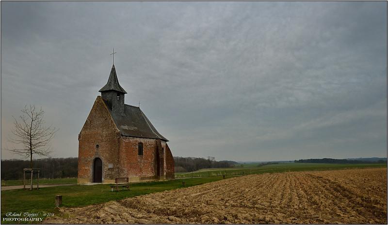 Waals Brabant - Chapelle du Try-au-Chêne a Bousval