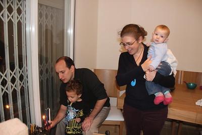 2nd candle Chanuka