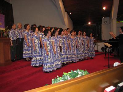 10 Annual Community Chorus Festival 2008