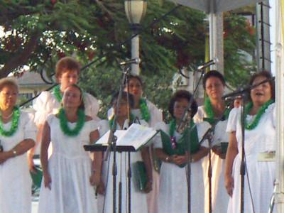 Kapolei Chorale - 2007 Kapolei Summer Sunset Festival