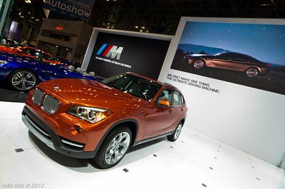 NYC Auto Show - 2012