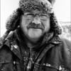 Vanmorgen op wandel door onze straat, Germain was sneeuw aan 't ruimen bij zijn (oude) buurvrouw - nobel gebaar...<br /> In de storm een snap gemaakt met mijn Sony RX100...