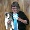 """Richie""  -  Reserve Best Puppy in Show  -  3 mos, 1 week"