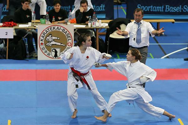 Sport Karate Herbstturnier Karatekai Basel 2007