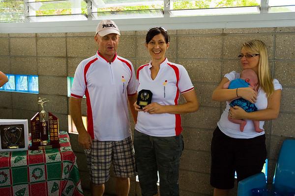 Senior Spirit Award