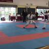 Men's >35yrs Kumite Final - Patrick Galligan vs Alan Key