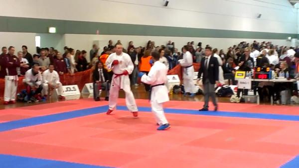 Kumite Final