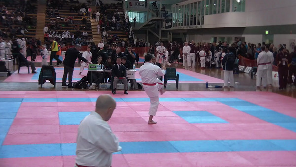 Kata Semi-Final