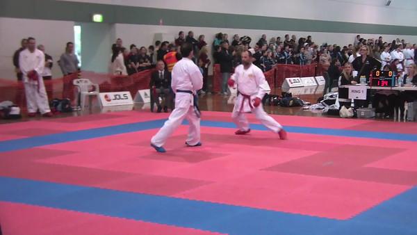 Kumite Semi-Final