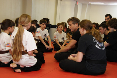 Red Belt Test - March 2009