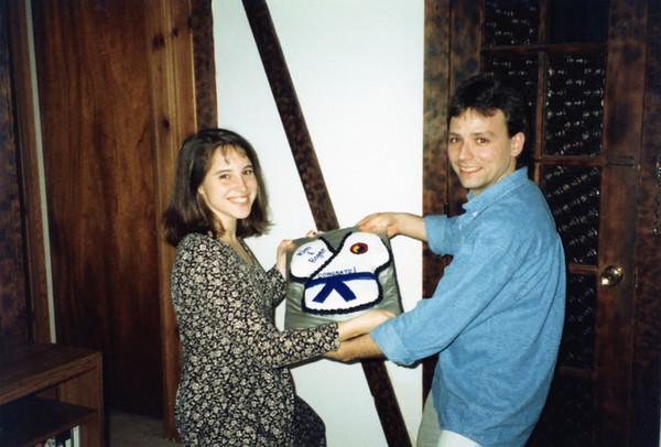 February 19, 1993 Kimberly, Roger