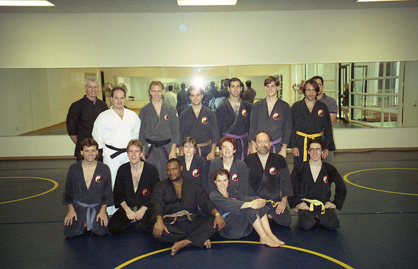 1994 Front Row: Terrell, Kimberly Second row: Roger, Brian, Barb, Leslie, tom, Shy Third Row: ?, Herb, Al, Jim, Gary, Sean, Mitch, Mike